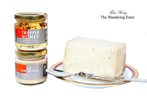 Truffle Honey and La Tartufata