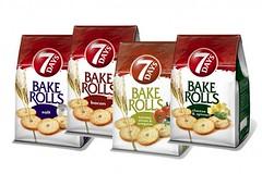 Soutěžte o 225 balíčků Bake Rolls