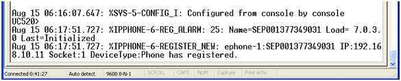 Phone 1 Registered