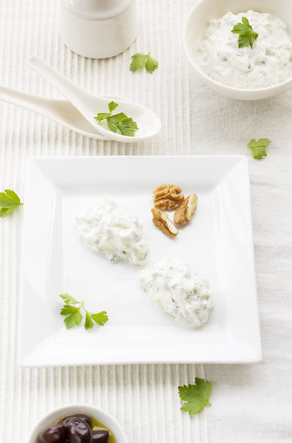 dry tarator salad