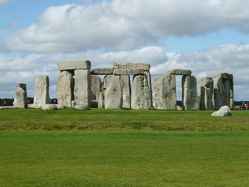 Stonehenge Prehistoric Site, Salisbury Plain