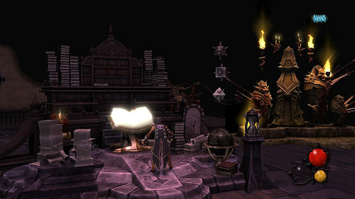 Ruin for PS Vita: Lairs, Relics, and the Social Web