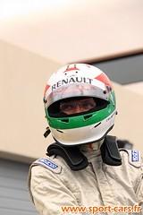 Carlos Tavares pilotage F1 2