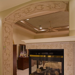 """Trompe l'Oeil carved ornamentation in archway • <a style=""""font-size:0.8em;"""" href=""""http://www.flickr.com/photos/55747300@N00/6174205632/"""" target=""""_blank"""">View on Flickr</a>"""