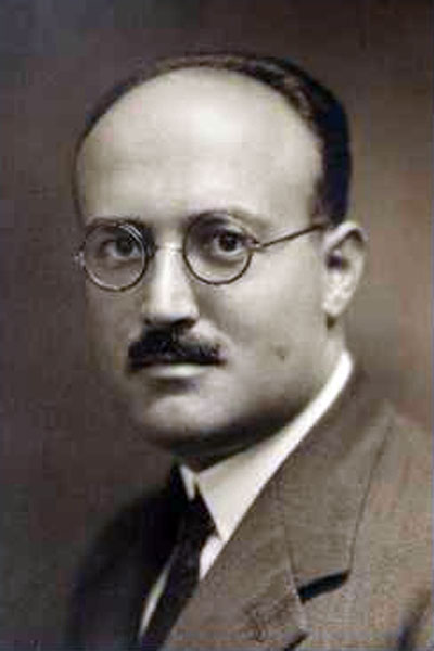 Luis Calandre Ibáñez en 1921
