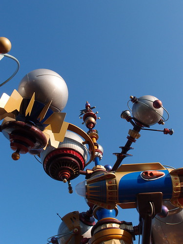 Disneyland - Astro Orbitor