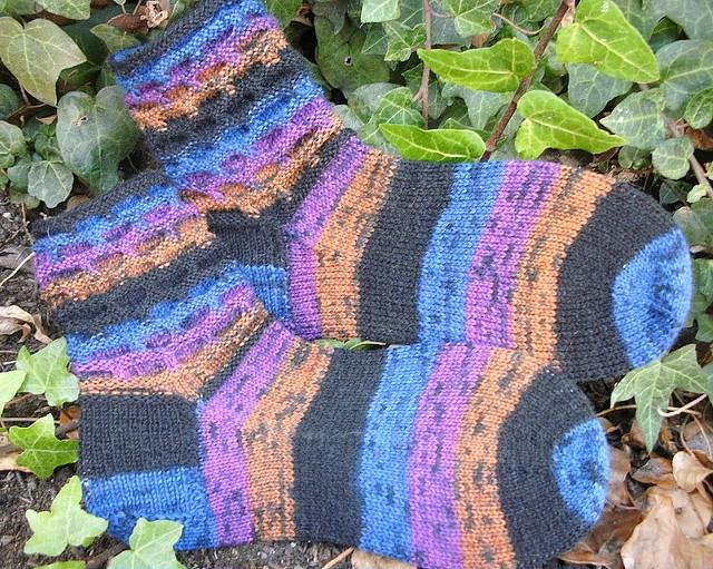 Circular Socks