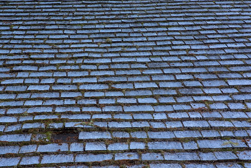 The old roof by The Bacher Family