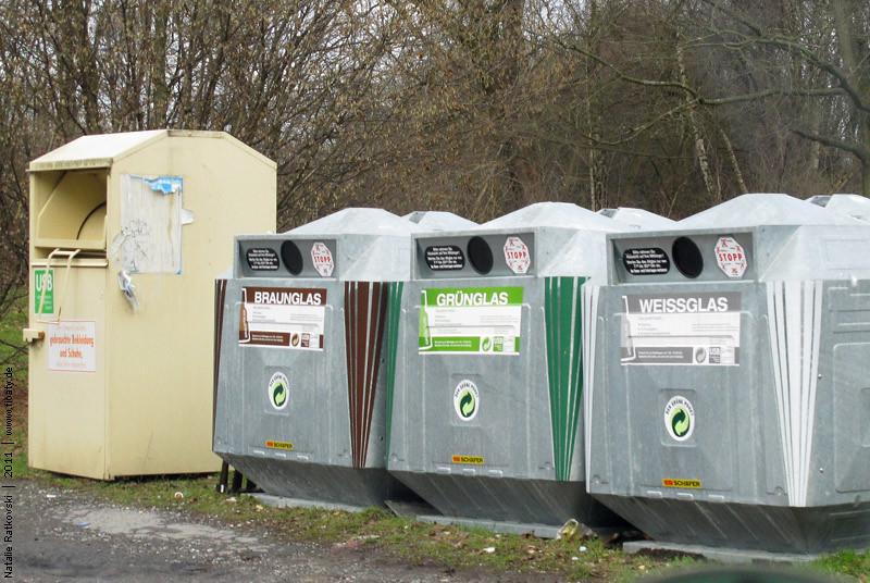 Mülltrennung in Deutschland