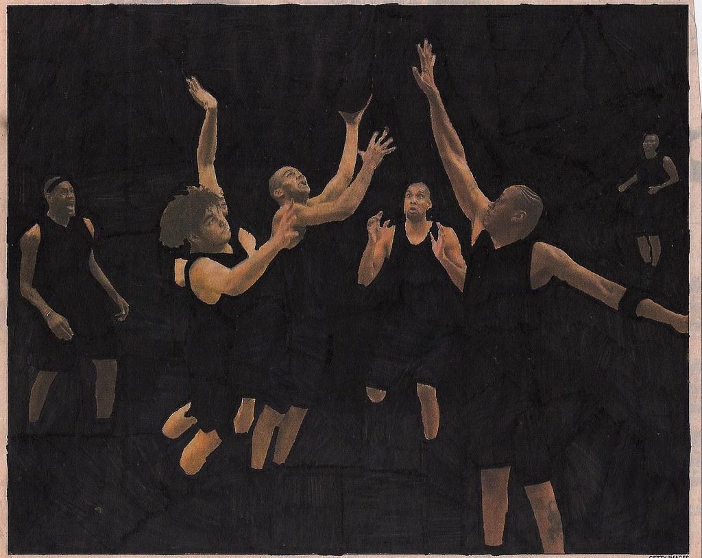 Basketball Series (2)