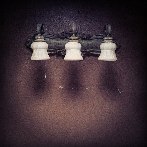 {iphoneography} Three lights