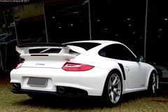 Porsche GT2 RS! (Gustavo Campos - Onehunterr) Tags: brazil cars brasil preto porsche carros paulo rs são gt2 ribeirão