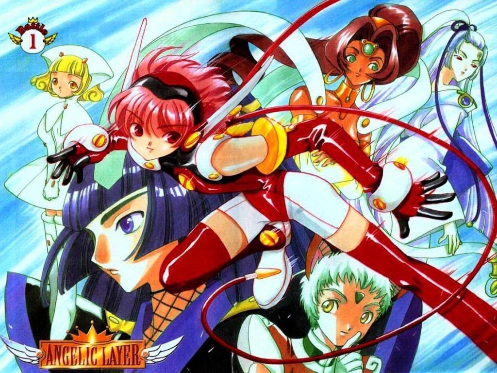 Resumos de um Otaku - A luta entre Anjos