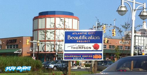 Boardwalk Empire Atlantic City