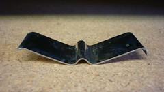 Cissell F243 slide spring clip