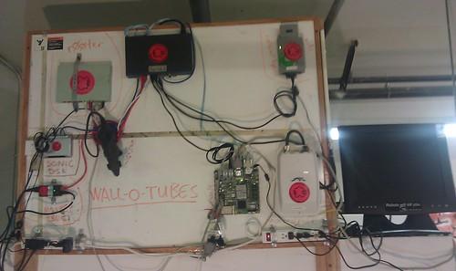 Wall-O-Tubes