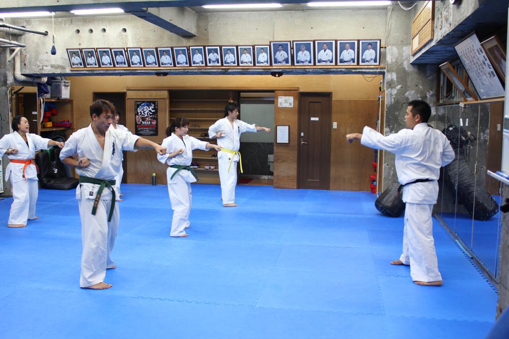 Kyokushin Karate Coverage (2)