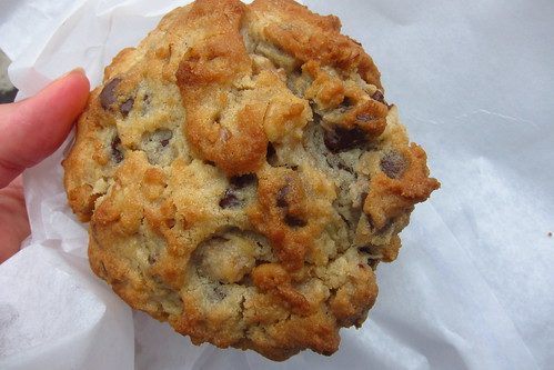 Levain's Chocolate Chip Walnut Cookie