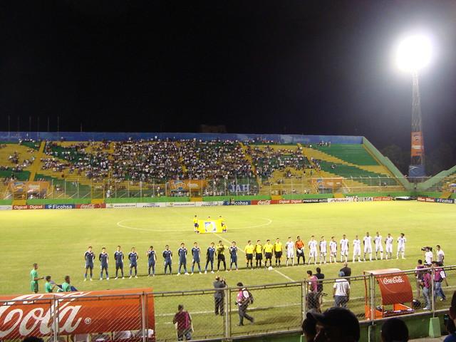 Mision Cumplida!! Honduras 5-0 Nicaragua