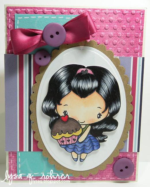 Cupcake Anya