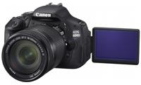 EOS 600D (imagen de Canon)