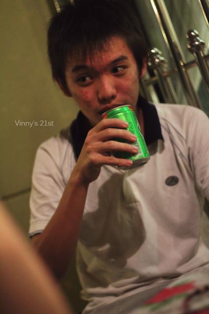 Vinny's 21st