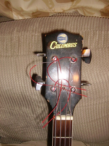 Columbus EB-3 copy headstock