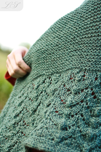 wool peddler's shawl