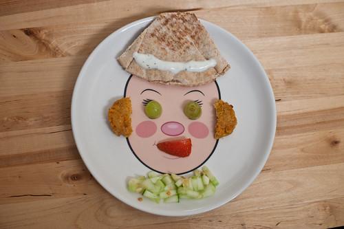 Food Face Friday: Ear-Fal