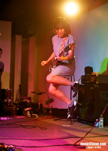 Deerhoof @ The Luminary Center for the Arts
