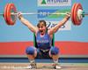 Podobedova Svetlana KAZ 75kg (Rob Macklem) Tags: kaz 75kg olympicweightliftingkoreaworldchampionshipsgoyangcity podobedovasvetlana olympicweightliftingkoreawor weightclasses