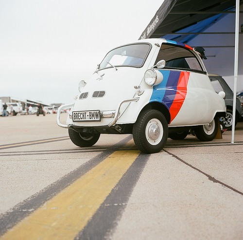 "BMW Isetta ""M""  by blauvelt"