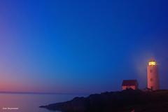 Phare de l'ile Verte HDR (jean271972) Tags: lighthouse canada night quebec bluehour nuit phare wwh littoral digitalblending ileverte heurebleue hdrquebec hdraddicted jean271972