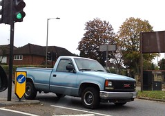 270920114491 (uk_senator) Tags: blue baby up pickup american pick gmc uksenator