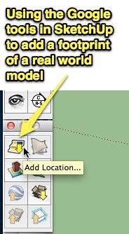 Add Real World Model Footprint