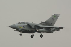 Panavia Tornado GR4 ZA562 051 (crown green 1) Tags: fighter aircraft aviation military jet engine tornado gr4