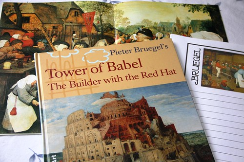 bruegel picture book