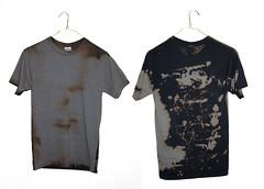 (emily burtner) Tags: bleach tshirt teeshirt artsandcrafts emilyburtner