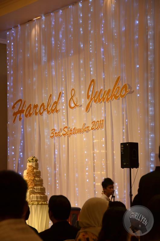 Harold & Junko