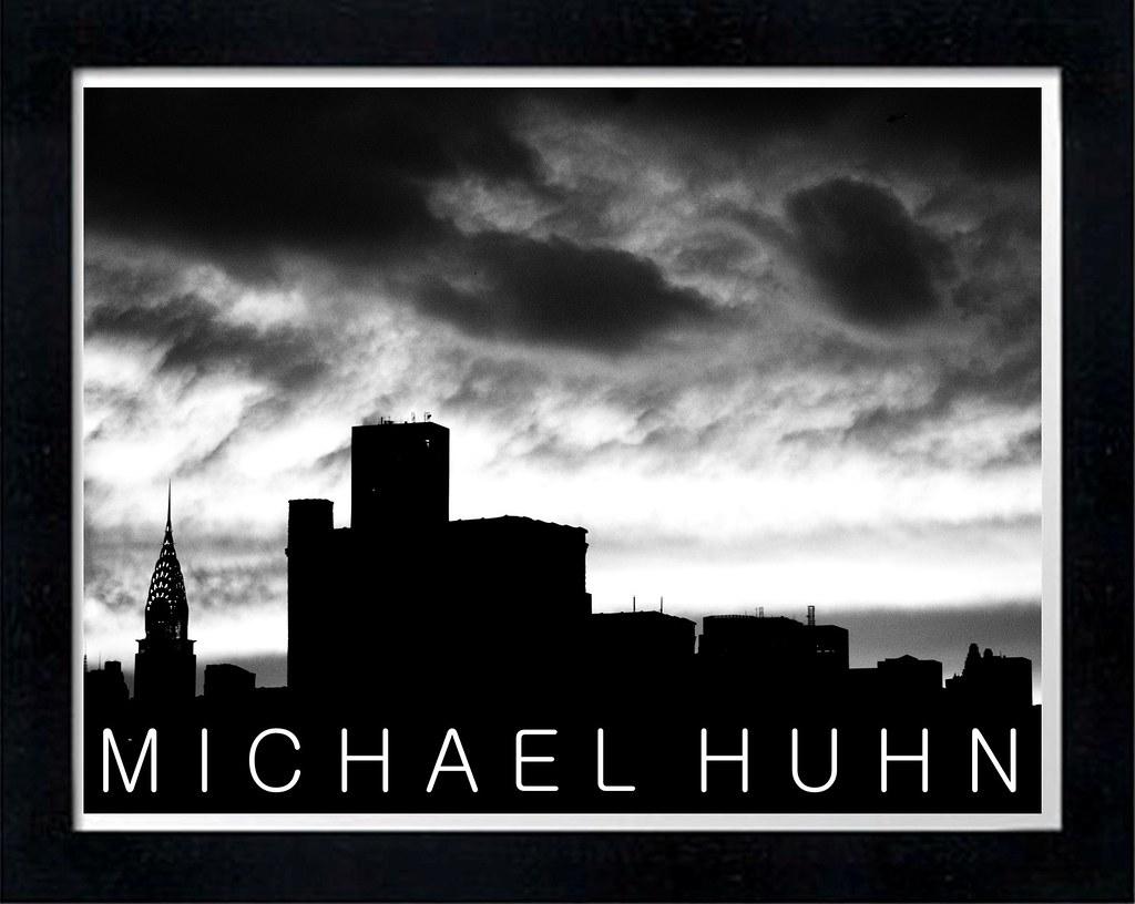 Chrysler Building Gallery Print Michael Huhn