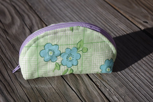 Keyka Lou dumpling pouch