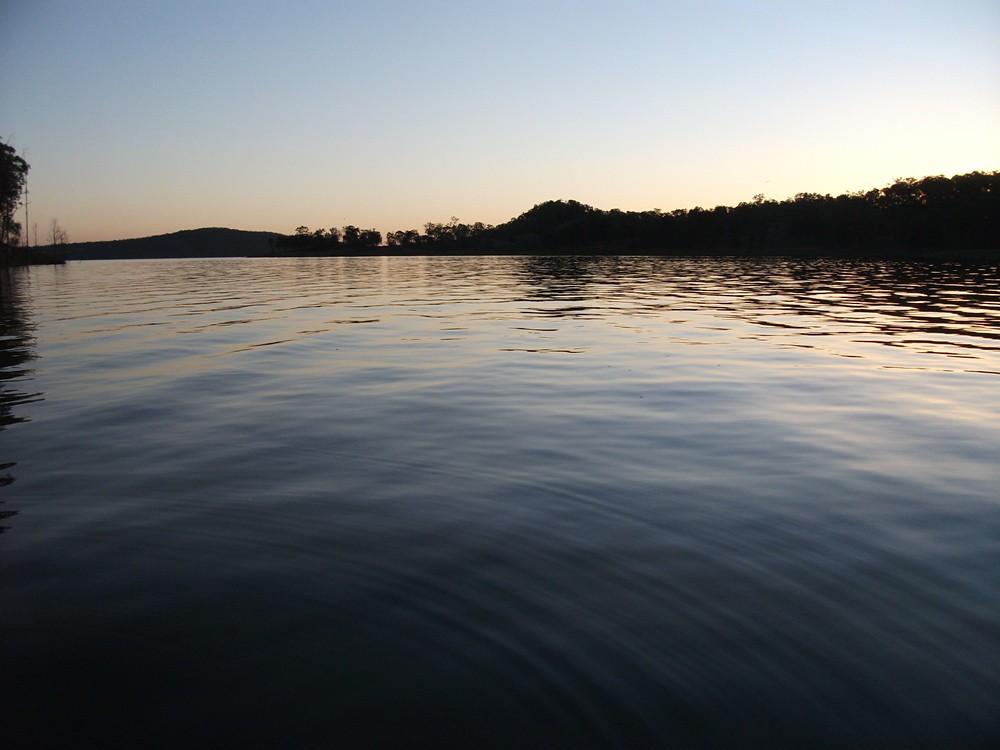 Lake Wivenhoe 30 9 11