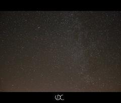 Milky way (Hack Jammer) Tags: sky night way stars long exposure milky etoiles astronomie canon500d