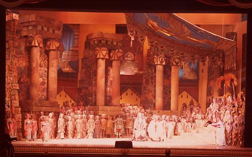Aida (1968) © James McDougall/ROH 2011