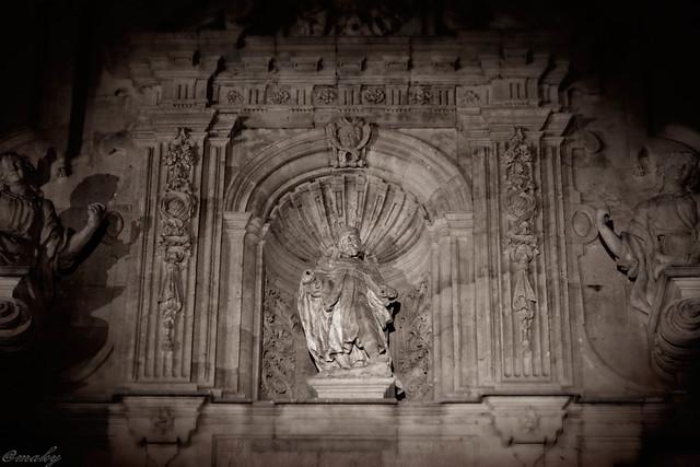 Salamanca de noche I