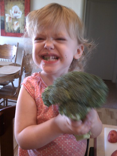 Broccoli love