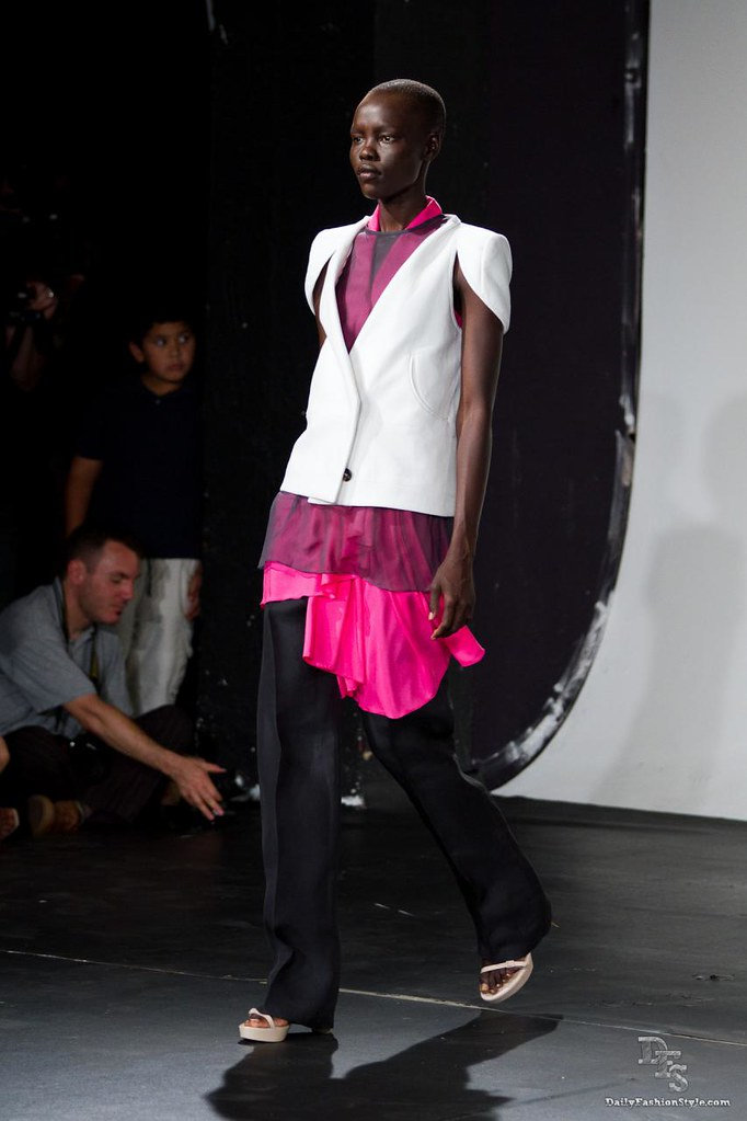 Lutz Ready To Wear Paris Fashion Week S/S 2012