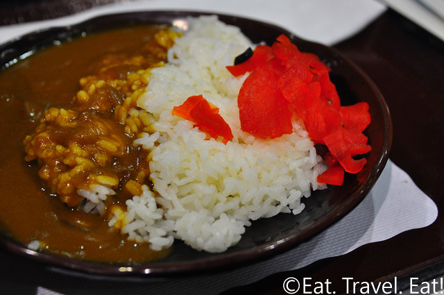 Miyabi Tei: Curry Rice