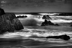 the world outside your window (Sante sea) Tags: sardegna longexposure sea italy italia mare waves sardinia marino onde sante