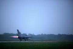 Taiwan F-16 Debate (Al Jazeera English) Tags: by photo al steve taken chao jazeeras